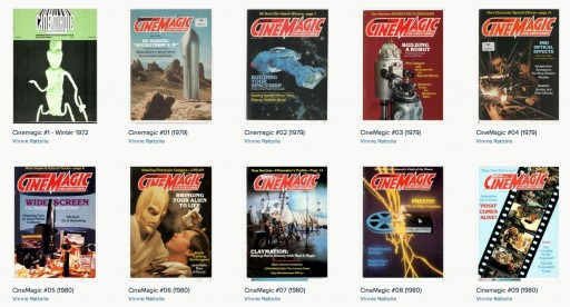 Cinemagic Magazine — Back from the past