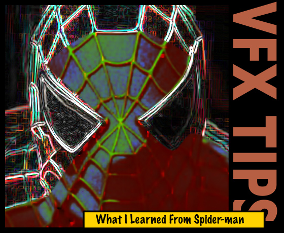 Gorilla VFX : Episode 2 — What I Learned From Spider-Man