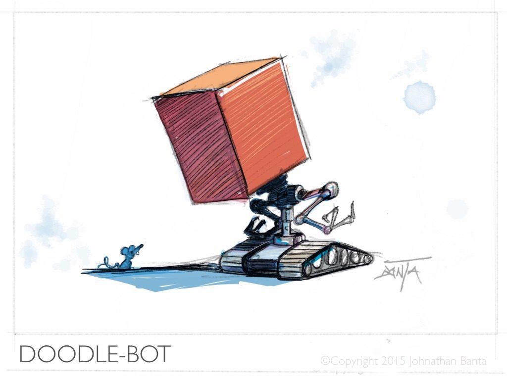 Doodle-Bot