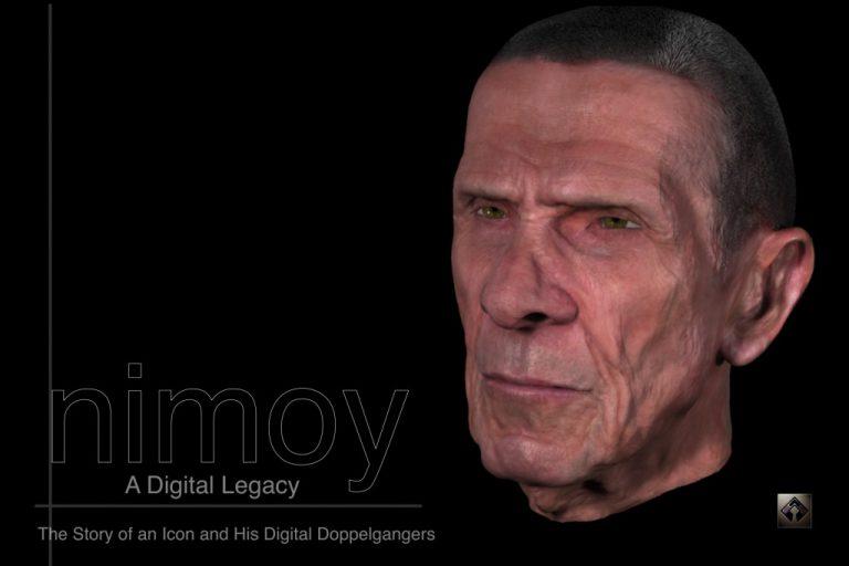 Digital Nimoy — Across the Final Frontier