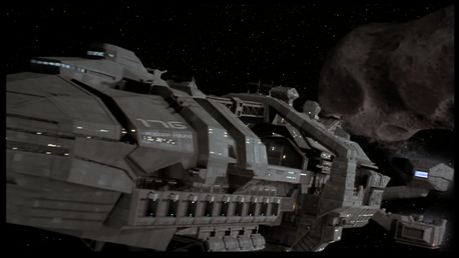 VFX Archaeology: Part 3 — Starship Troopers