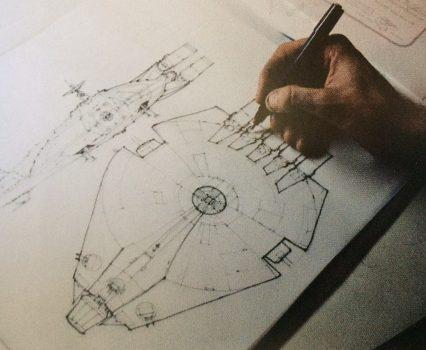 The Missing Millennium Falcon — FOUND!