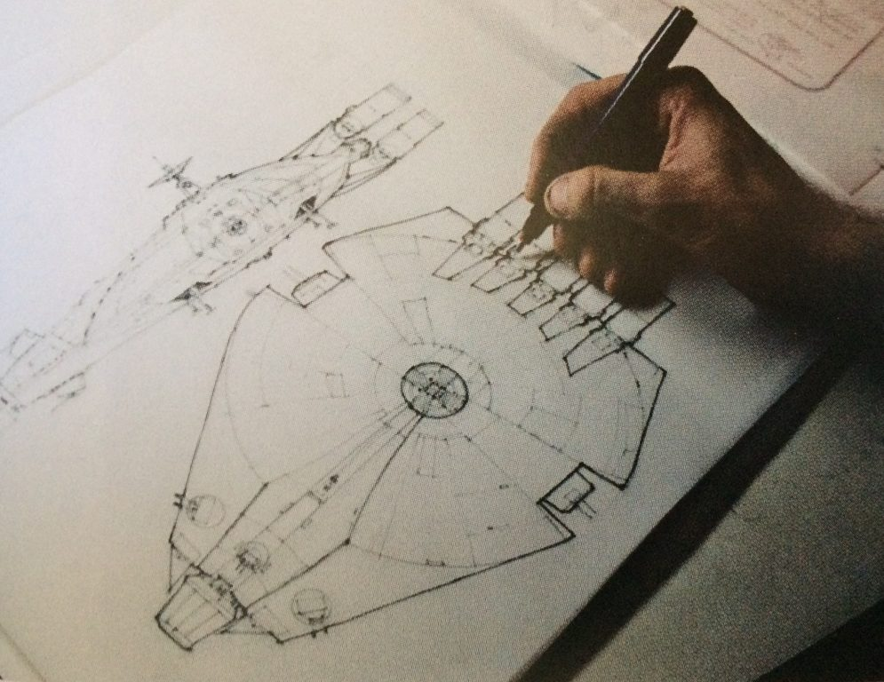 The Missing Millennium Falcon — FOUND!